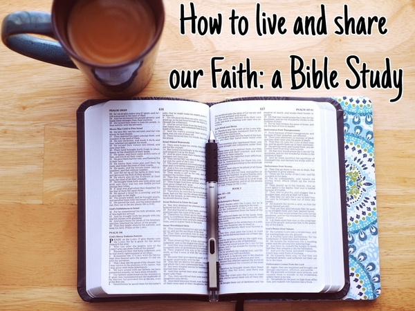 Ladies' Bible Study