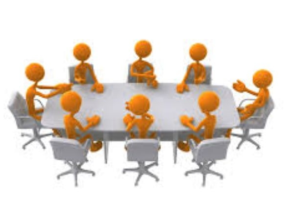 Ministry Chairs Mtg