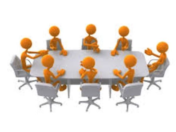 Ministry Chairs Meeting