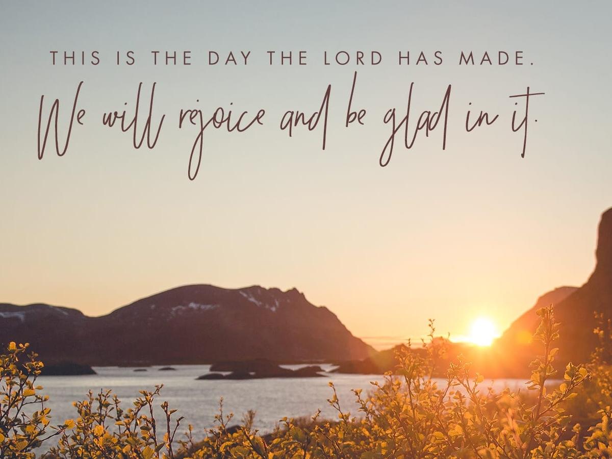 Sunday- Worship Service